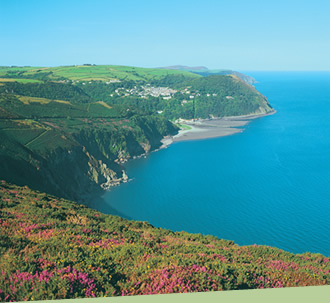 Lynton and Lynmouth cottage holiday accommodation